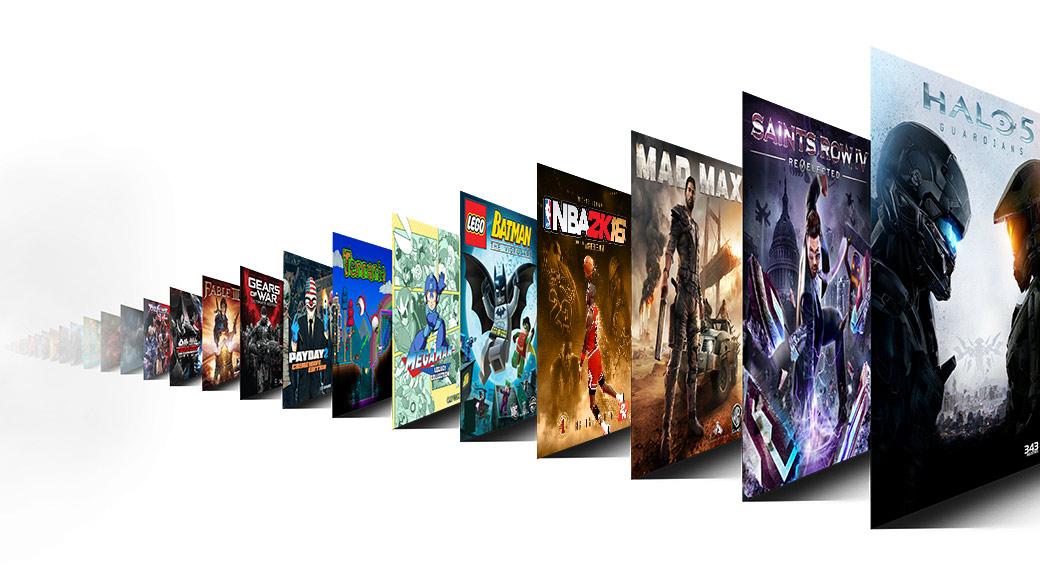 Más de 100 juegos para jugar con Xbox Game Pass desde hoy mismo