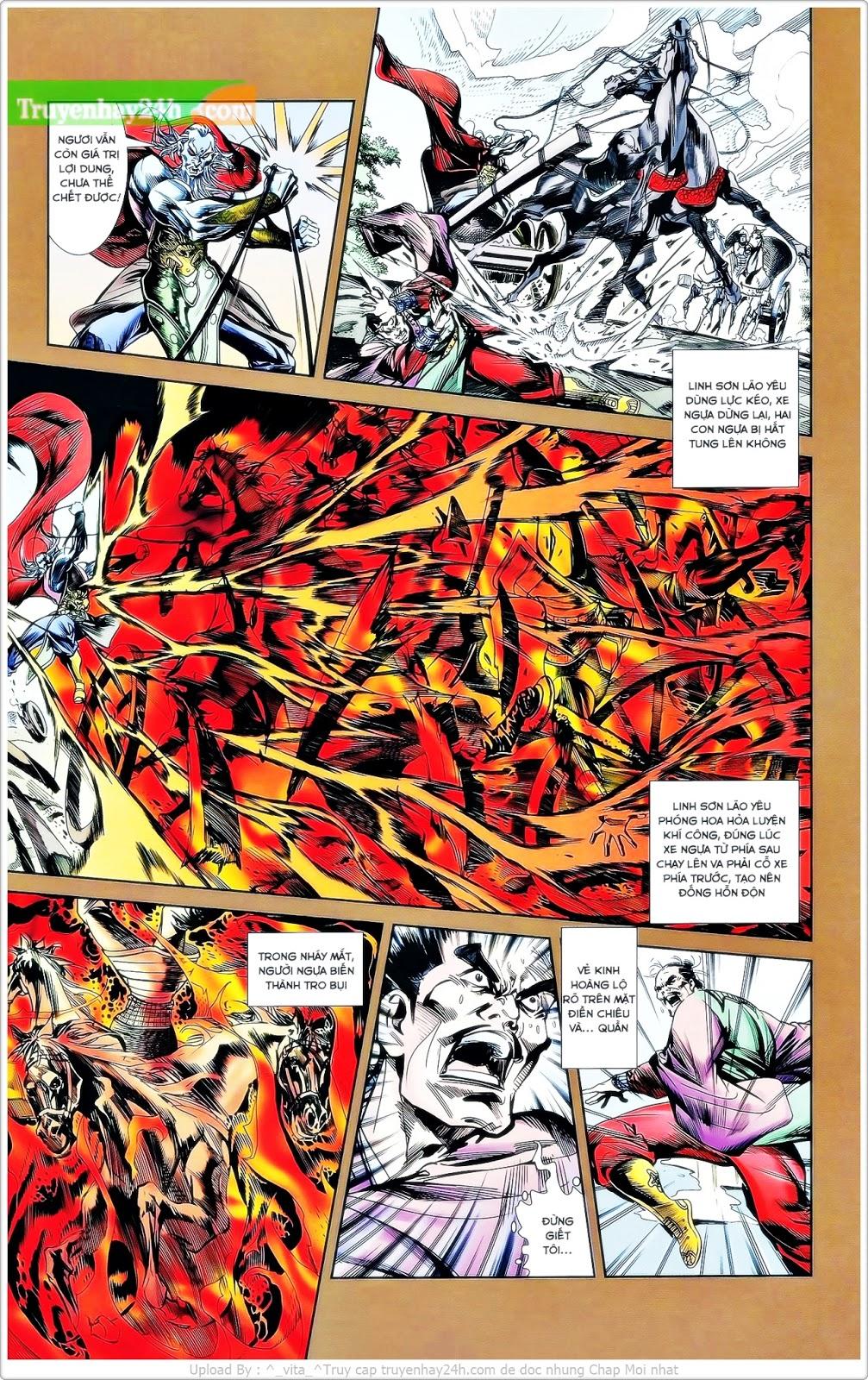 Tần Vương Doanh Chính chapter 26 trang 20