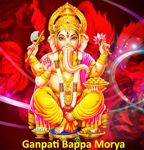 Ganpati Bappa Morya..........Ganpati Festival Greetings