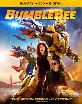 Bumblebee (2018) Dual Audio Hindi 720p BluRay ESub 990MB