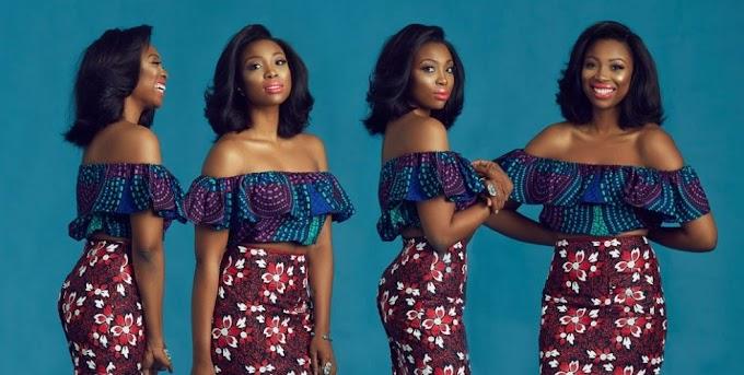 Iconola Brand's #BeBeautiful 2016 Campaign, Featuring Bolanle Olukanni.