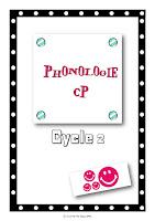 fiches activités phonologie CP