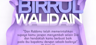 Bacaan Doa Birrul Walidain Untuk Kedua Orang Tua
