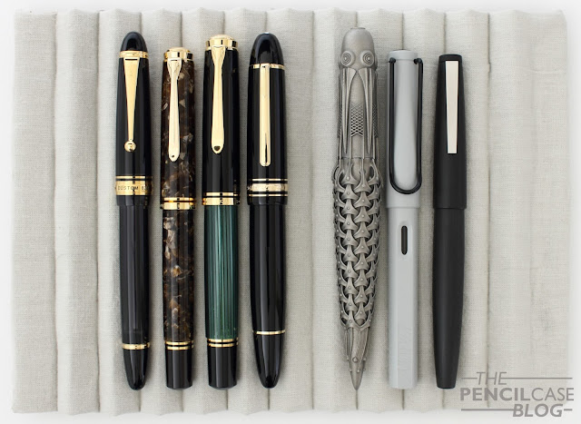 Pjotr Spica Virginis 3D printed fountain pen review