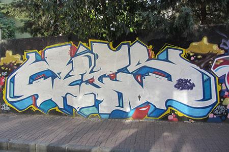 Malcolm's Turkey Trip: Turkish Graffiti