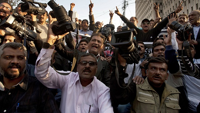Journalists to protest against expulsion, delays in disbursement of salaries