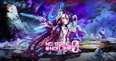 Movie No Game No Life:Zero BD Sub Indonesia
