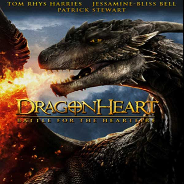 Dragonheart: Battle for the Heartfire, Dragonheart: Battle for the Heartfire Synopsis, Dragonheart: Battle for the Heartfire Trailer, Dragonheart: Battle for the Heartfire Review, Dragonheart: Battle for the Heartfire Poster