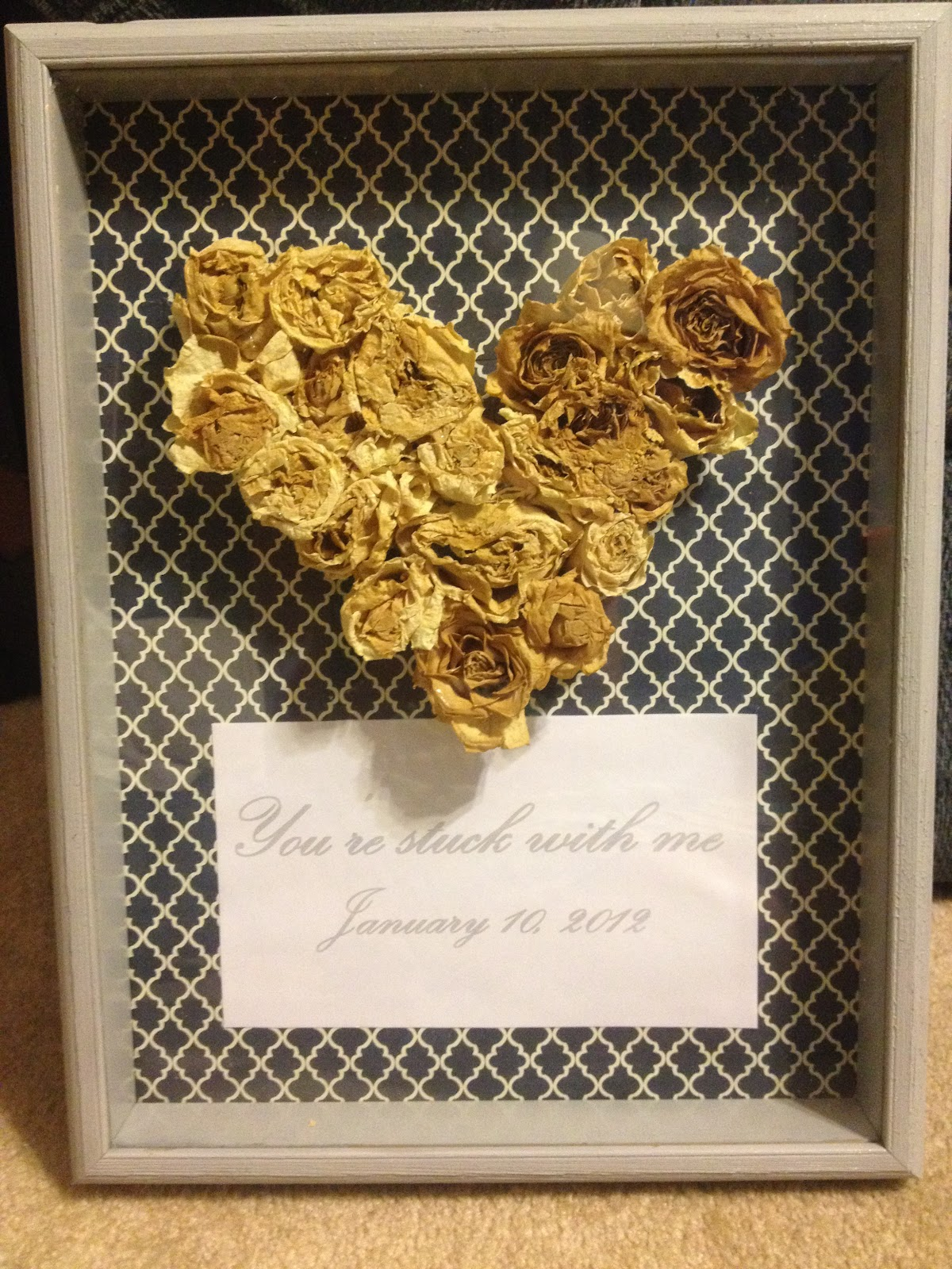 Things To Do With Dried Flowers
