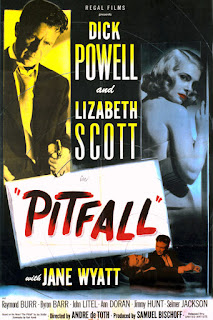 Watch Pitfall (1948) movie free online