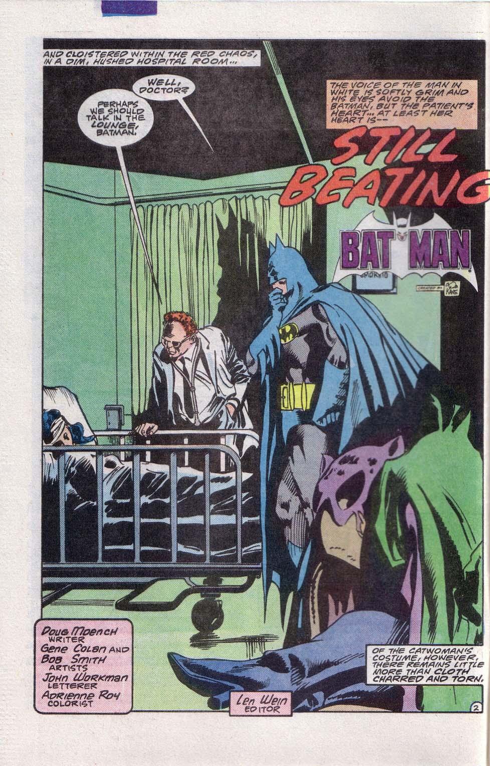 Detective Comics (1937) 557 Page 2