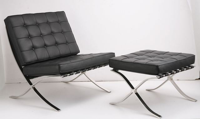 Guidelines for bauhaus furniture modernistic design for Chair design criteria