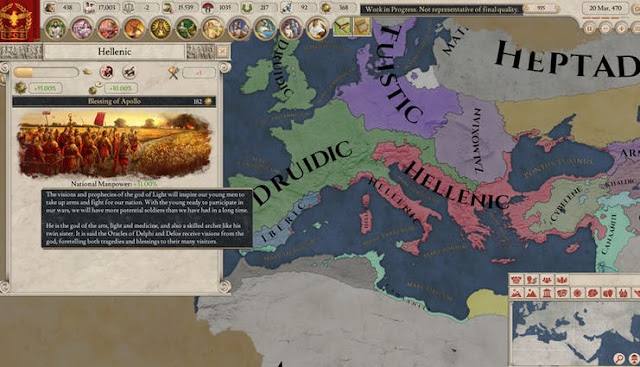 Imperator: Rome is the newest grand strategy title from Paradox Development Studio. Set in the tumultuous centuries from Alexander's Successor Em….