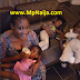 MPNAIJA GIST:Actress Mercy Johnson on Mummy duties.. (photos)