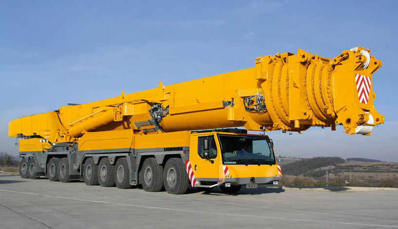 Words of Wisdom: The World's Biggest Construction Vehicles