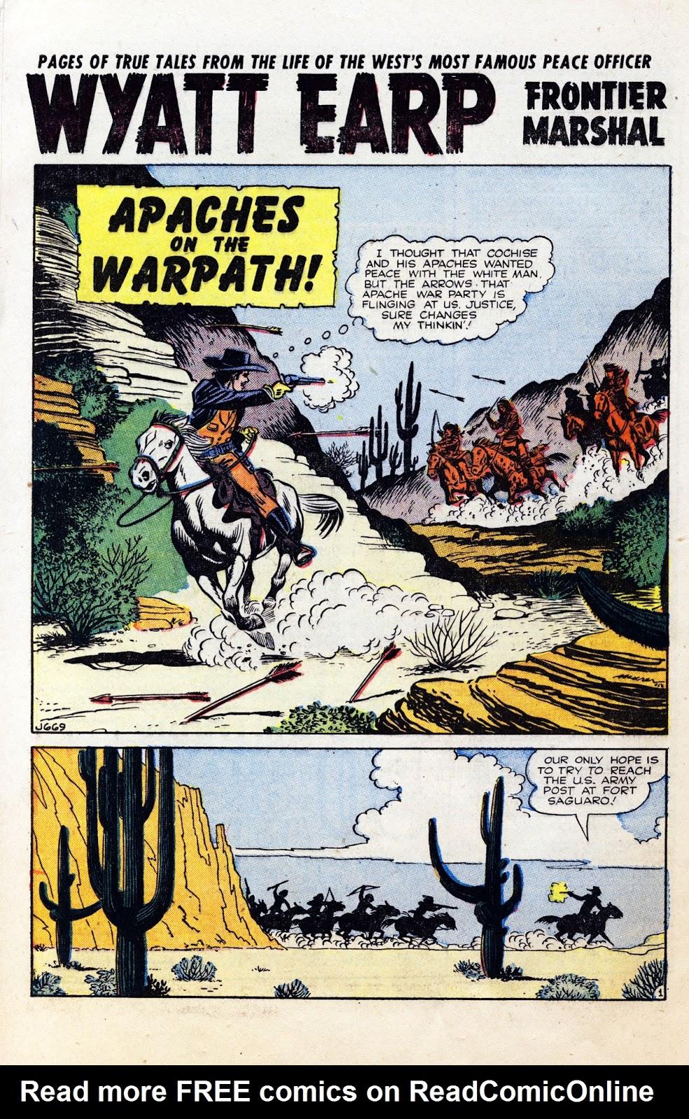 Gunsmoke Western issue 36 - Page 28