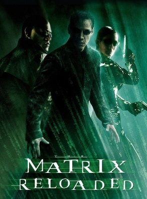 Filme Matrix Reloaded Imax Open Matte Dublado / Dual Áudio