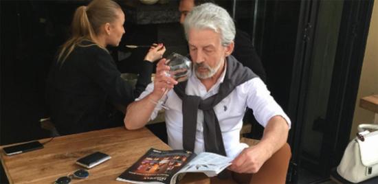 O estranho caso do milionário russo do Instagram que nunca existiu - Boris Bork 2
