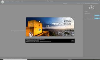 تحميل أفضل برامج  إنشاء جولات افتراضية تفاعلية بزاوية 360 درجة 3DVista Virtual Tour Suite 2019