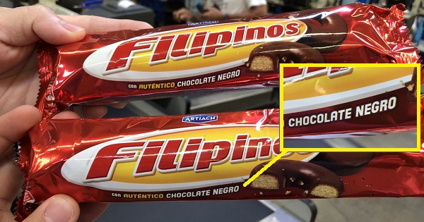Chocolate biscuit 'Filipinos' sparks controversy in the Philippines