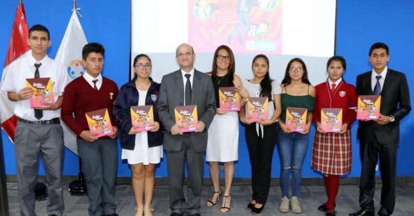 OSIPTEL premió historias sobre influencia de Internet en vida de estudiantes - www.osiptel.gob.pe