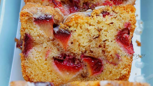Κέικ με Φρέσκες Βανίλιες & Μπαχαρικά