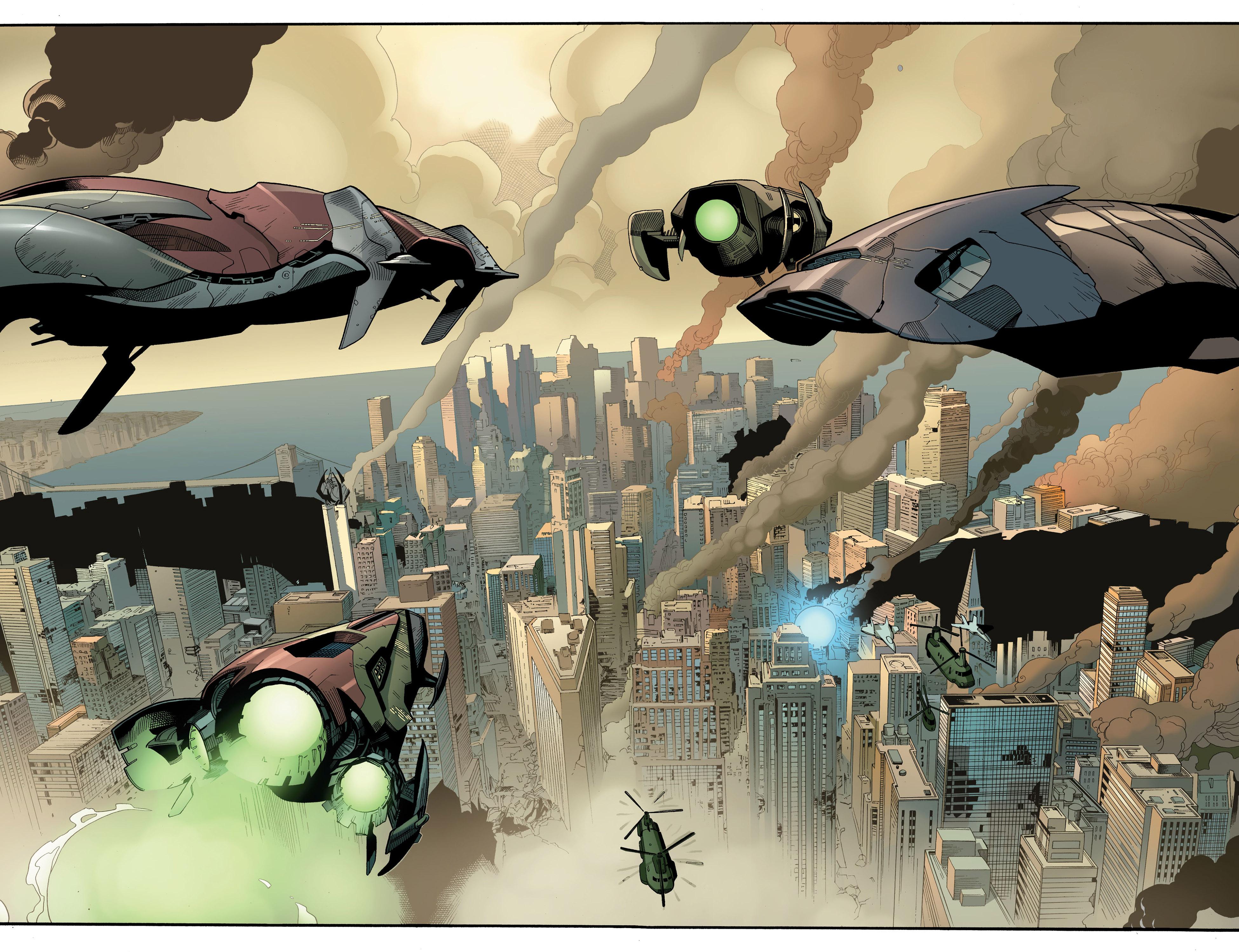 Read online Secret Invasion comic -  Issue #6 - 11