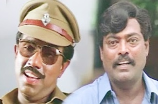 Manivannan NAKKAL COMEDY TOUCH | Sathyaraj | Senthil | R.Sunderrajan | Raghuvaran | SUPER COMEDY