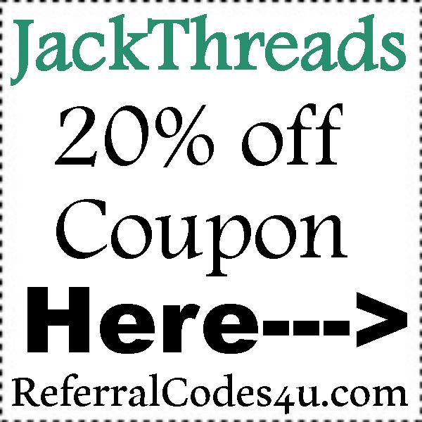 Jackthreads com coupon