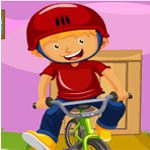 Games4king Bicycle Rider Rescue