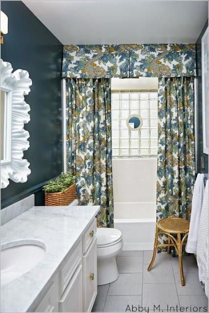 Phòng tắm cá tính