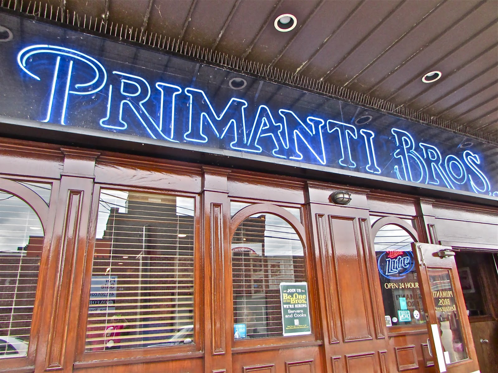 original primanti bros