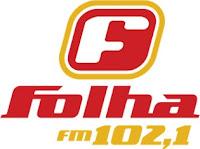 Rádio Folha FM 102,1 de Londrina - Paraná
