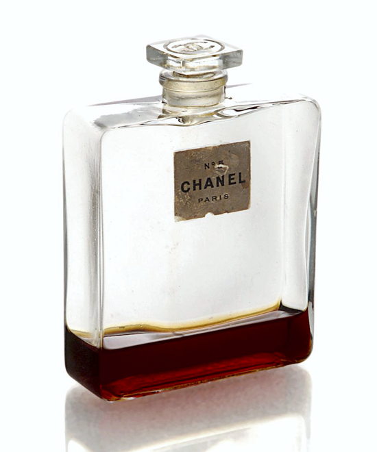 Chanel N°5 first bottle
