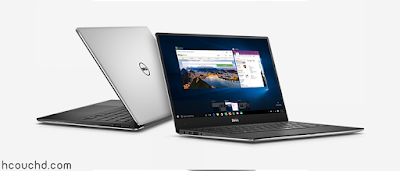 حاسوب Dell XPS9350-5340SLV QHD