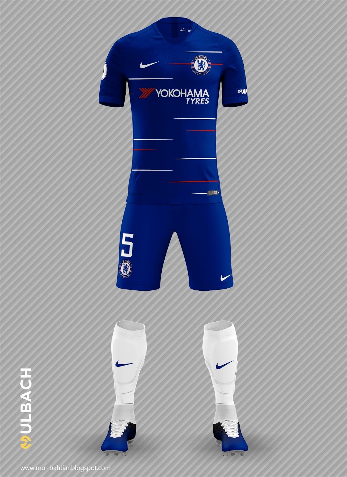4de5aa08 New Chelsea 2019/20 Nike third kit: Leaked information .