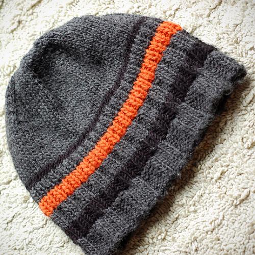 Strib Hat - Free Pattern