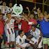 Geopoços Campeão Da 08 Copa Cidade de Futsal de Campo Maior.