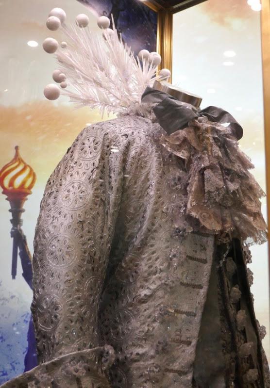 Shiver costume detail Nutcracker Four Realms
