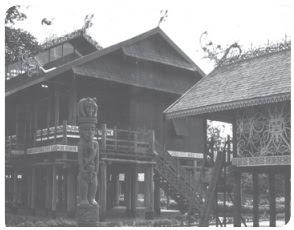 Mengenail Jenis-Jenis Motif Hias Nusantara