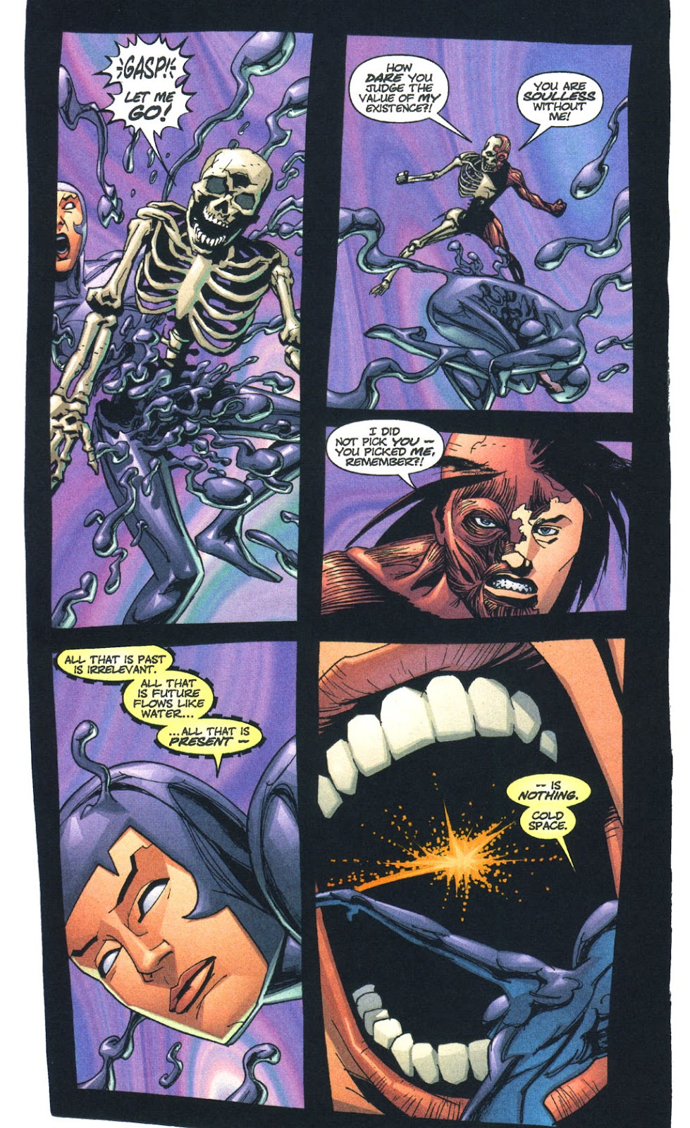 Wildcats (1999) Issue #13 #14 - English 12