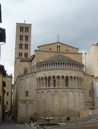 Pieve di Santa Maria Arezzo