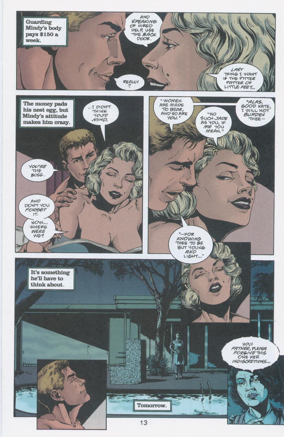 Read online American Century comic -  Issue #6 - 13