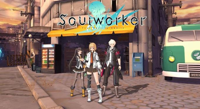 เช็คสเปคเกม Soul Worker - PlayOP