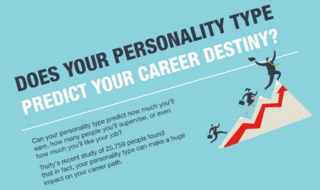 Does Your Personality Type Predict Your Career Destiny?