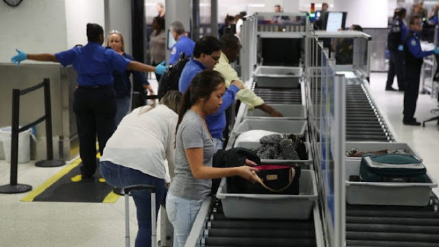 Mala de mão para levar em voos internacionais