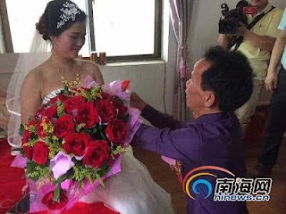 man marries after 17 years in jail