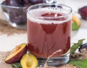 Made with juice (Plum Juice) - Healthy T1ps