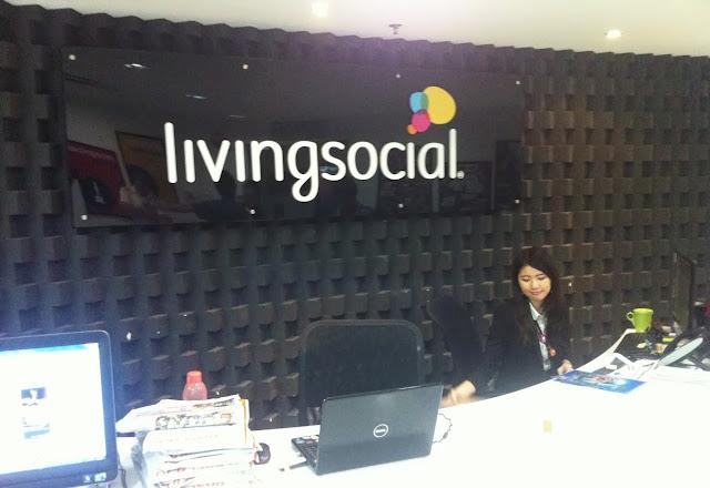 LivingSocial Malaysia office
