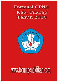 Formasi CPNSD Cilacap 2018